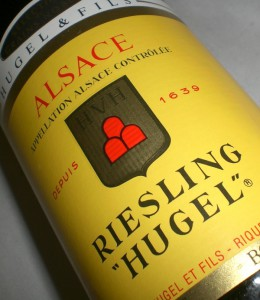 Riesling Hugel Selection de Grains Nobles