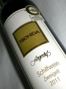 Schilfwein Zweigelt 2011