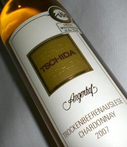 Trockenbeerenauslese Chardonnay 2007