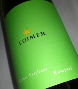 Grüner Veltliner Kamptal DAC