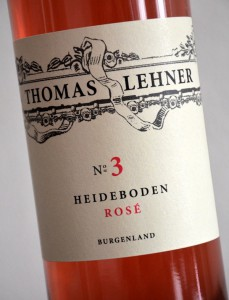 No.3 Heideboden Rosé 2012