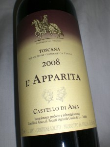 L´Apparita 2008