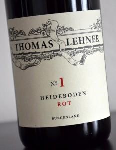 No.1 Heideboden ROT 2011