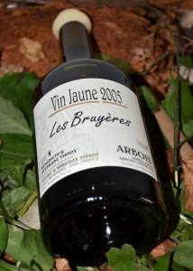 Le Bruyères Vin Jaune 2005