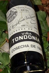 Tondonia Cosecha de 1991
