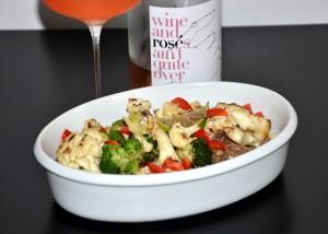 Rosé & Veggie-Topf