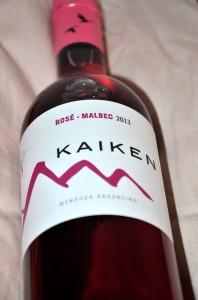Kaiken Rosé 2012