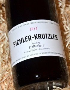 Pichler-Krutzler Riesling Pfaffenberg 2013