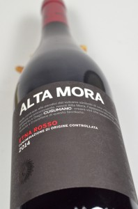 Alta Mora Etna Rosso 2014