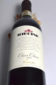 Chianti Classico Riserva 2015 Riecine
