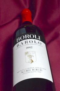 Barolo 2012